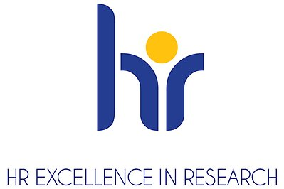 Logotyp för HR Excellence in research
